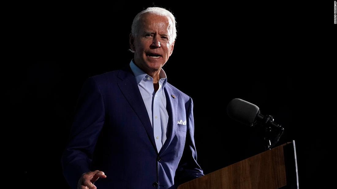 Big Business and Wall Street aren't afraid of Joe Biden