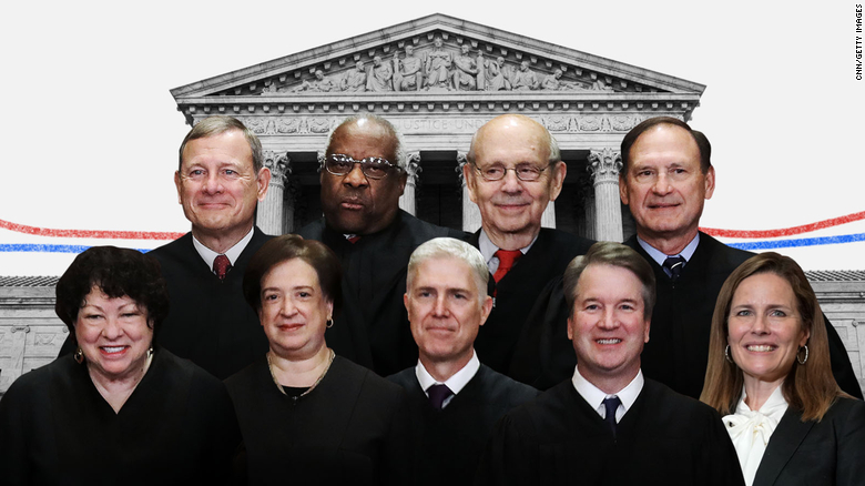 Behind the scenes of the Supreme Court's busiest season