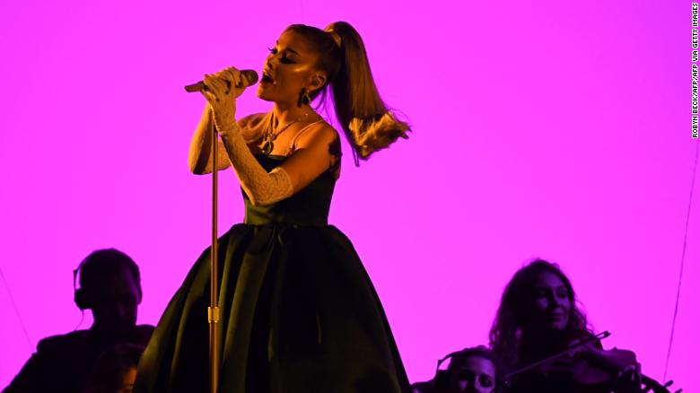 Ariana Grande teams up for '34+35′ remix