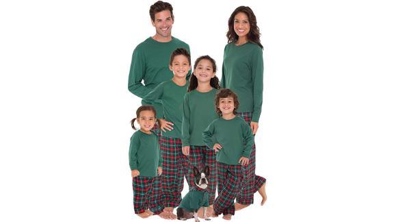 ست های تطبیقی لباس خواب خانوادگی PajamaGram