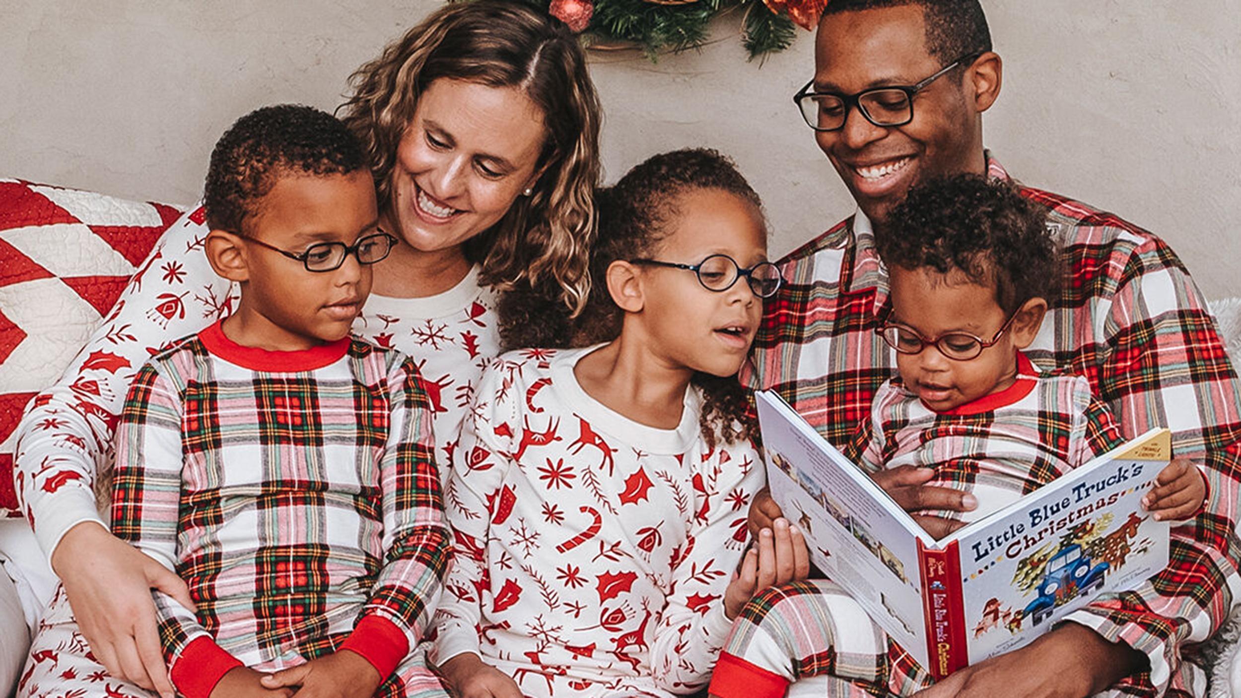 Best Family Christmas Pajamas Cnn Underscored