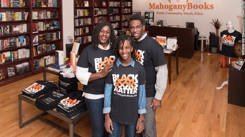 Black-owned bookstores have seen a huge sales spike this year. It may not last