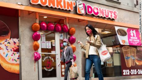 Dunkin' is going private.