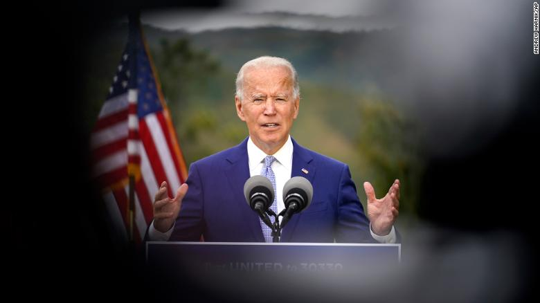 Joe Biden discloses names of elite fundraisers
