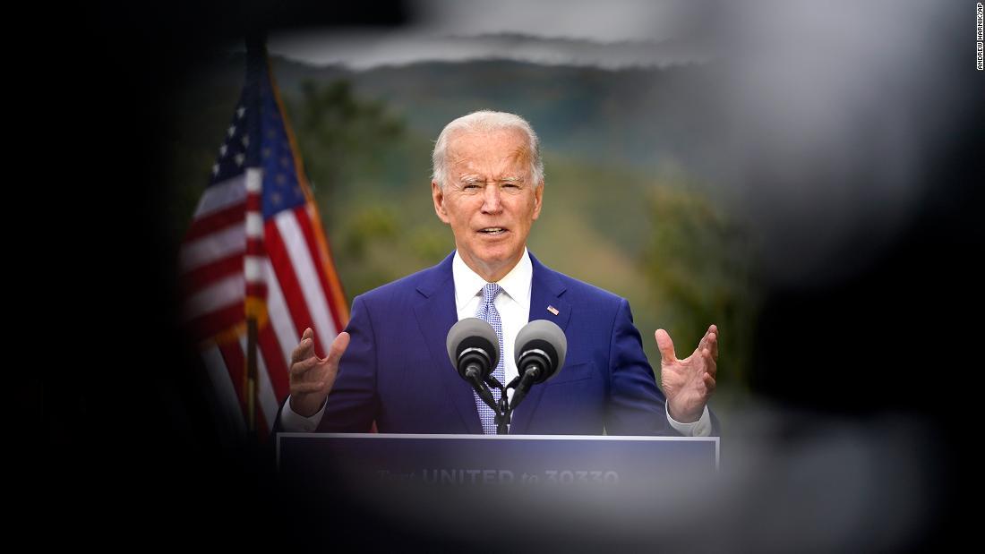 Joe Biden discloses names of elite fundraisers – CNN