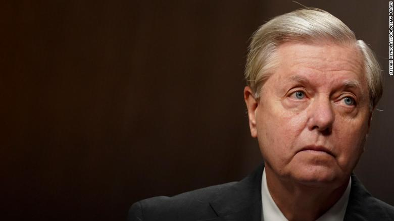 Lindsey Graham may have won the award for worst 2020 election take