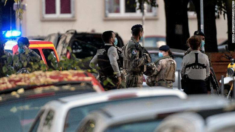 Orthodox priest shot in French city of Lyon, assailant flees — police source