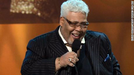 Bishop Rance Allen performs onstage during the BET Celebration of Gospel 2013 at Orpheum Theatre.