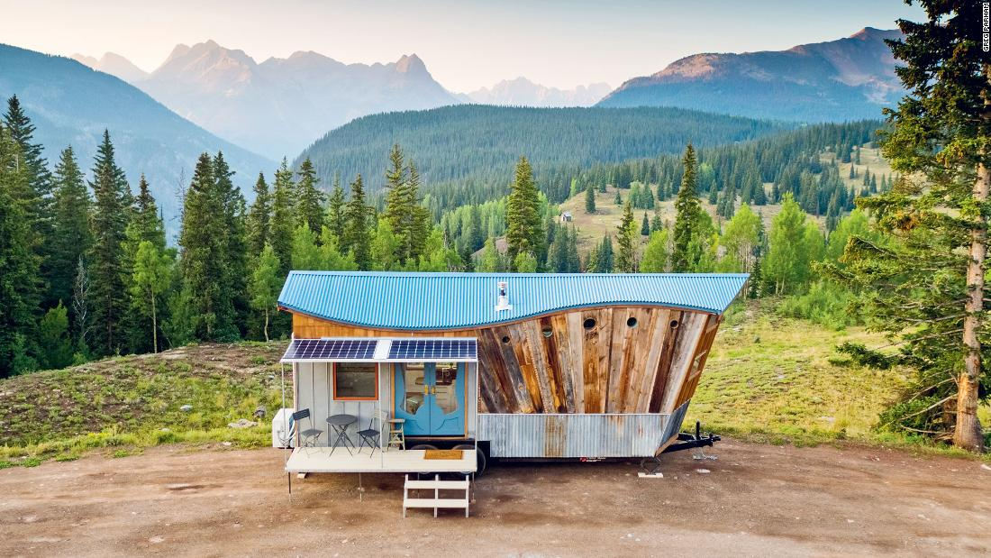 8 of the world's most stunning micro-houses