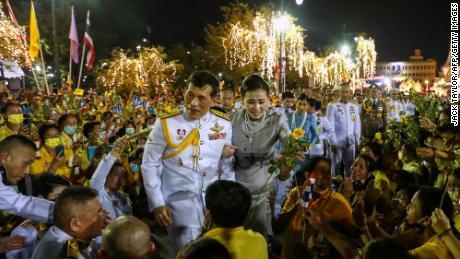 Suthida thailand