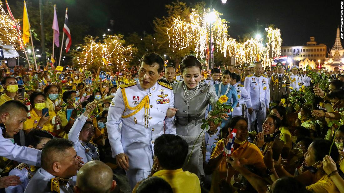 'Thailand is the land of compromise,' Thai King says in rare public comments