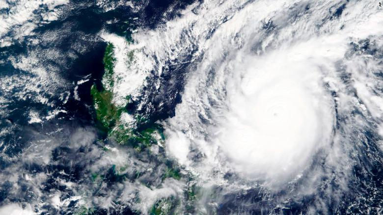 Super typhoon Goni makes two landfalls in the Philippines after mass evacuations