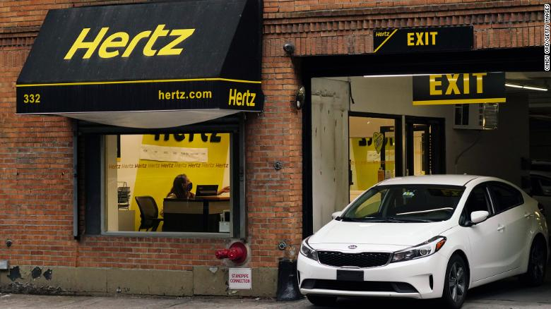 Hertz is offering a free rental day to help voters exercise their civic duty for Election Day