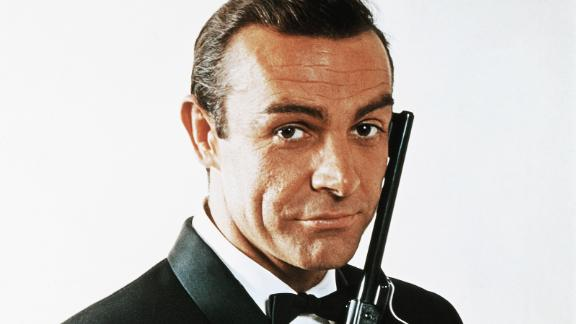 """<a href=""""https://www.cnn.com/2020/10/31/entertainment/sean-connery-actor-dead-scli-intl/index.html"""" target=""""_blank"""">Sean Connery</a>, the Scottish actor whose five-decade-long movie career was dominated by the role of James Bond, died on October 31, according to his publicist. Connery was 90 years old."""