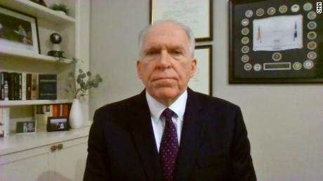 Screenshot of Former CIA Director John Brennan on EBOF