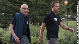 All eyes on the Murdochs as Fox juggles election news and pro-Trump talk shows