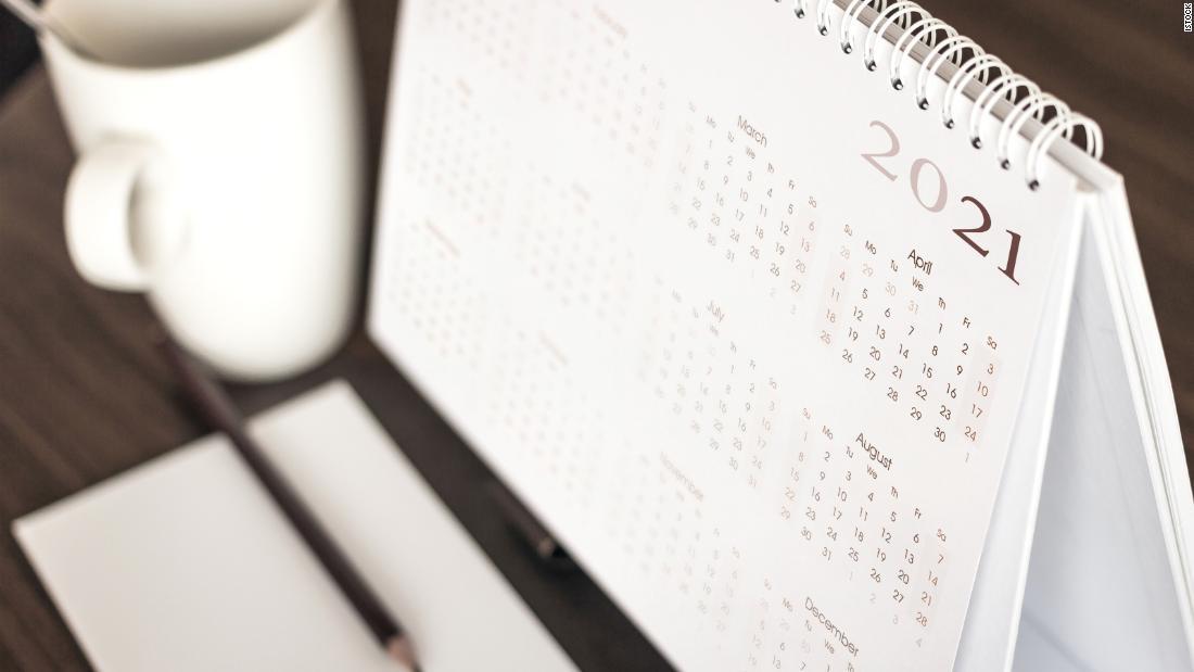 Discover Calendar 2021 Discover 5% cash back calendar for 2021 | CNN Underscored