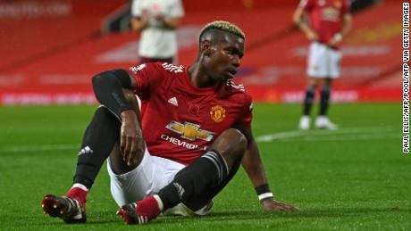 Paul Pogba admits to 'stupid mistake' against Arsenal, but Manchester United's problems run far deeper