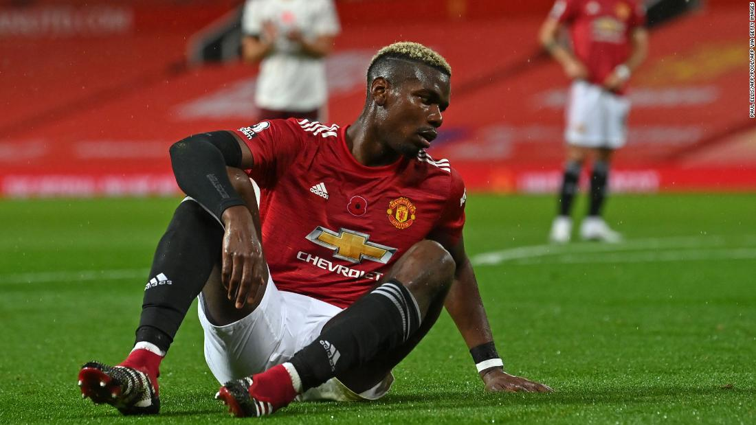 Pogba admits to 'stupid mistake' against Arsenal, but Man United's problems run far deeper