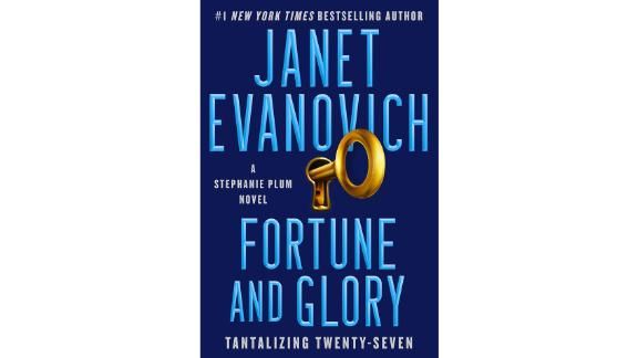 'Fortune and Glory: A Stephanie Plum Novel' by Janet Evanovich
