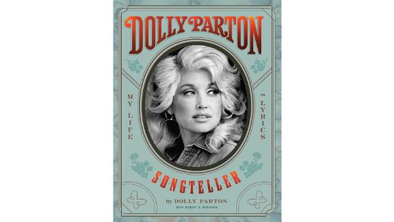 'Dolly Parton, Songteller: My Life in Lyrics' by Dolly Parton
