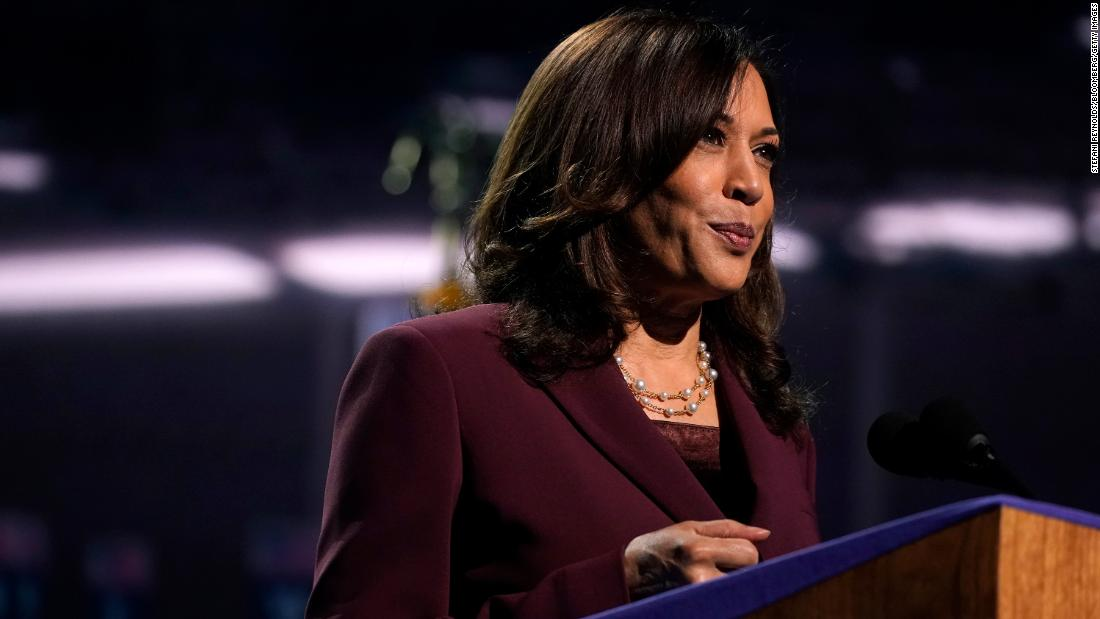 www.cnn.com: Harris bursts through another barrier, becoming the first female, first Black and first South Asian vice president-elect