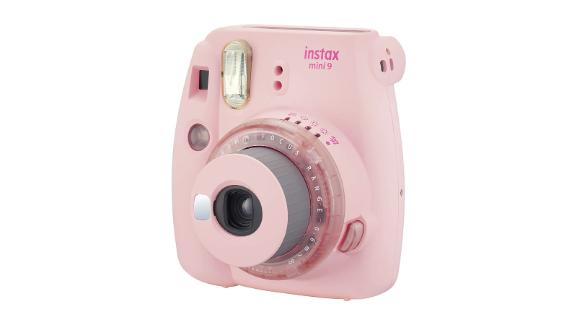 Instax Mini 9 Clear Camera