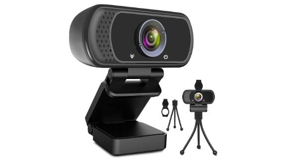 Webcam HD 1080p Web Camera