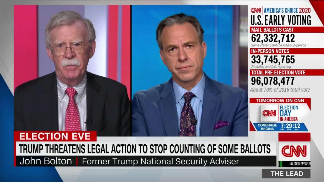 "Fmr. Trump National Security Adviser: Trump ""trying to set ..."