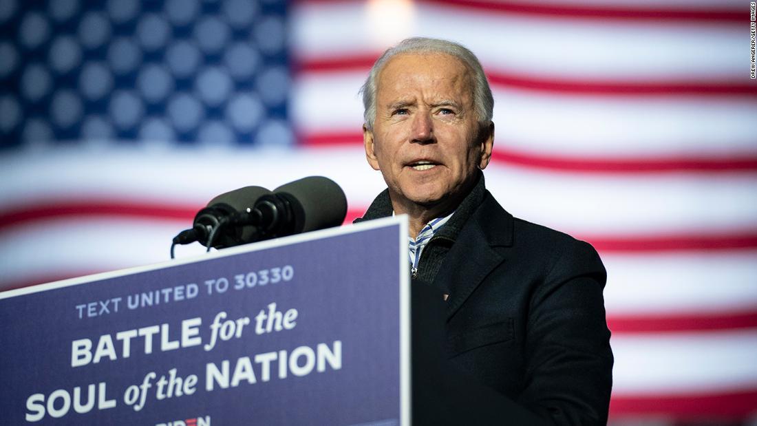 Democrats deride 'dark' money, but a new analysis shows it helped boost Joe Biden