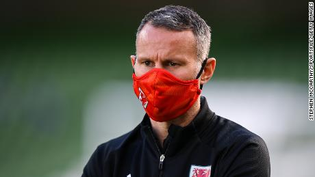 Ryan Giggs was appointed Wales manager in January 2018.