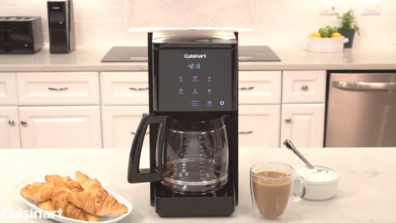 Cuisinart Touch-Screen 14-Cup Programmable Coffeemaker