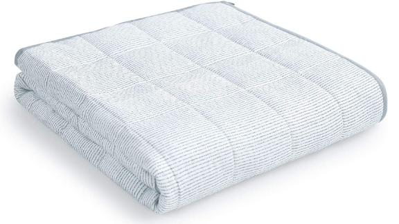 YnM 7-Pound Cooling Weighted Blanket