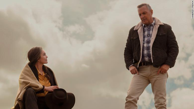 'Let Him Go' reunites Diane Lane and Kevin Costner in an old-fashioned thriller