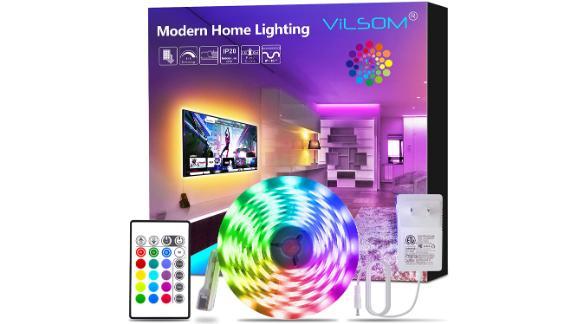Vilsom 16.4-Foot LED Strip Lights