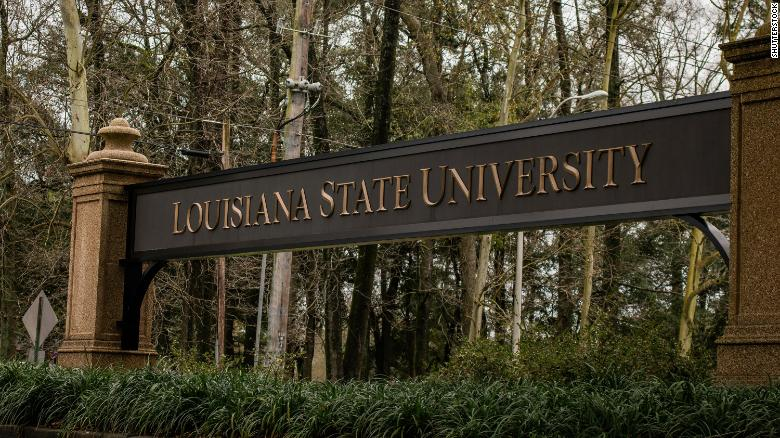 LSU fraternity member charged with felony hazing after student with alcohol poisoning put on life support