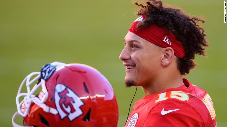 Super Bowl MVP Patrick Mahomes, Kansas City Chiefs split cost to use Arrowhead Stadium as Election Day voting site