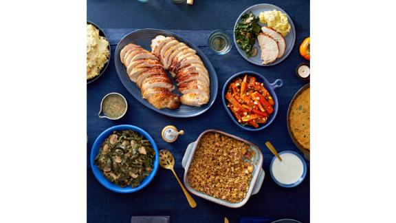 Blue Apron Thanksgiving Meal Prep Feast