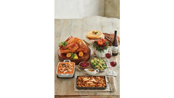 Harry & David Gourmet™ Turkey Feast with Harvest Centerpiece