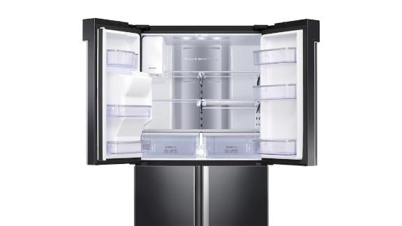 یخچال فریزر 4 درب شمارنده توپی خانواده