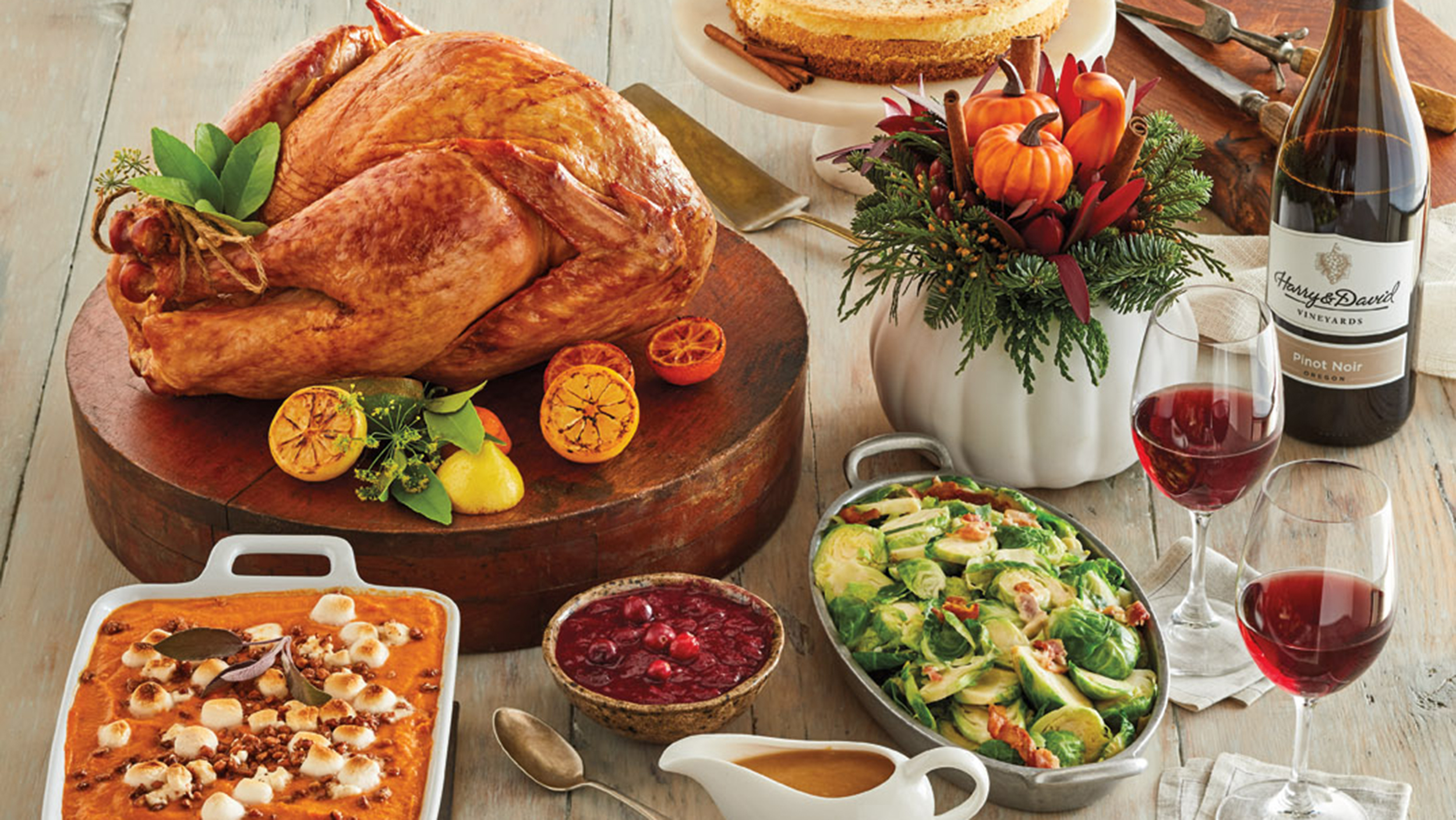 Best Thanksgiving meal delivery: Holiday meal kits | CNN Underscored