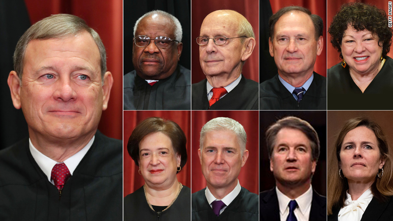 The Supreme Court's run out of excuses to avoid controversial issues