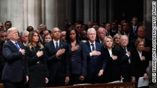 'The club' of former presidents will never be the same