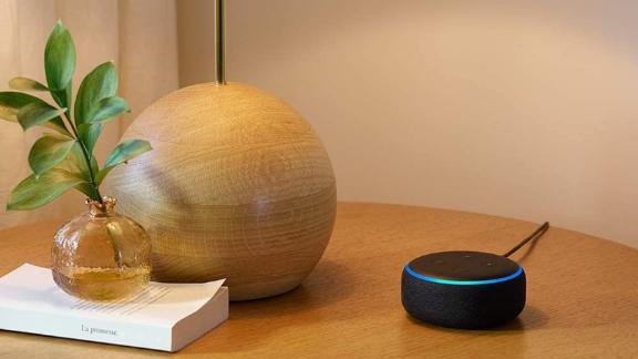 Echo Dot 3rd Generation Smart Speaker with Alexa