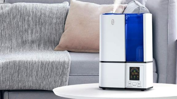 TaoTronics 4-Liter Cool Mist Ultrasonic Humidifier