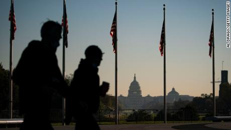 Election uncertainty leaves US economic rescue hanging in the balance