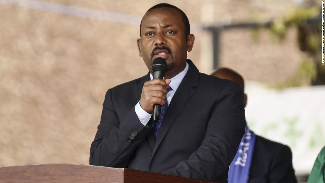Ethiopia's Abiy resists diplomatic pressure to halt offensive – CNN