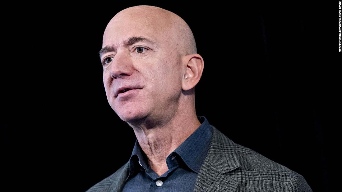 Jeff Bezos dumped $3 billion worth of Amazon stock - CNN