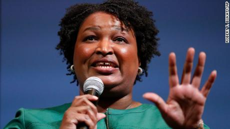 Stacey Abrams launched a multimillion-dollar effort in 2018 to combat voter suppression.