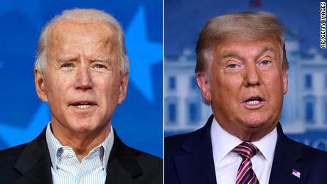 Biden takes the lead over Trump in critical Pennsylvania